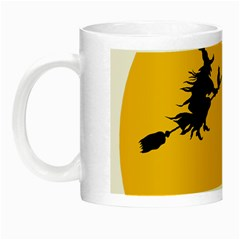 Castle Cat Evil Female Fictiona Night Luminous Mugs