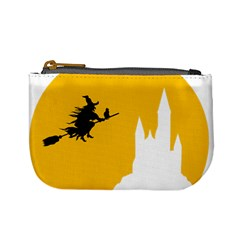 Castle Cat Evil Female Fictiona Mini Coin Purses