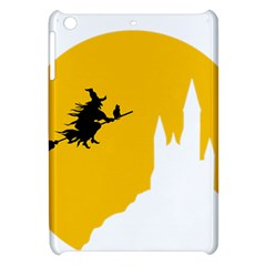 Castle Cat Evil Female Fictiona Apple Ipad Mini Hardshell Case