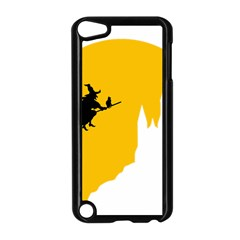 Castle Cat Evil Female Fictiona Apple Ipod Touch 5 Case (black)