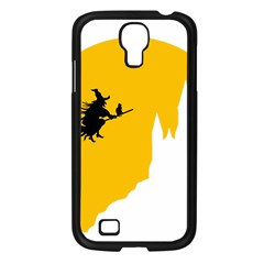 Castle Cat Evil Female Fictiona Samsung Galaxy S4 I9500/ I9505 Case (black)