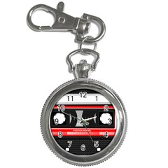 Compact Cassette Musicassette Mc Key Chain Watches