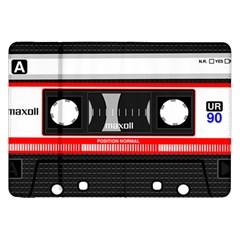 Compact Cassette Musicassette Mc Samsung Galaxy Tab 8 9  P7300 Flip Case