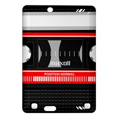 Compact Cassette Musicassette Mc Amazon Kindle Fire Hd (2013) Hardshell Case