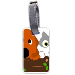 Baby Decoration Cat Dog Stuff Luggage Tags (one Side)