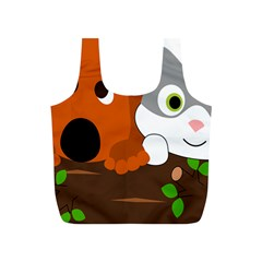 Baby Decoration Cat Dog Stuff Full Print Recycle Bags (s)