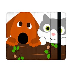 Baby Decoration Cat Dog Stuff Samsung Galaxy Tab Pro 8 4  Flip Case