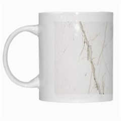 White Marble Tiles Rock Stone Statues White Mugs