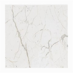 White Marble Tiles Rock Stone Statues Medium Glasses Cloth (2 Side)