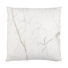 White Marble Tiles Rock Stone Statues Standard Cushion Case (two Sides)