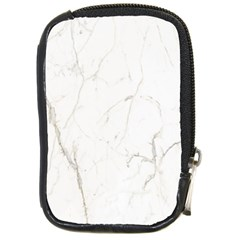 White Marble Tiles Rock Stone Statues Compact Camera Cases