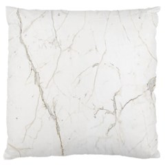 White Marble Tiles Rock Stone Statues Large Cushion Case (two Sides)