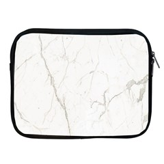 White Marble Tiles Rock Stone Statues Apple Ipad 2/3/4 Zipper Cases
