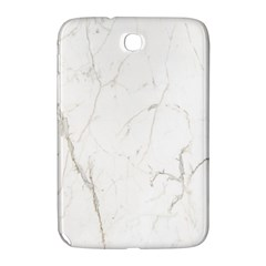 White Marble Tiles Rock Stone Statues Samsung Galaxy Note 8 0 N5100 Hardshell Case  by Nexatart