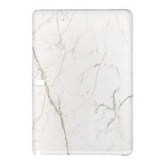 White Marble Tiles Rock Stone Statues Samsung Galaxy Tab Pro 12 2 Hardshell Case