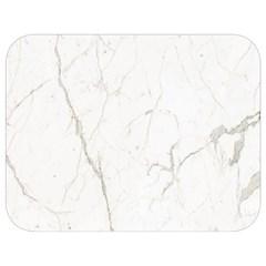 White Marble Tiles Rock Stone Statues Full Print Lunch Bag by Nexatart