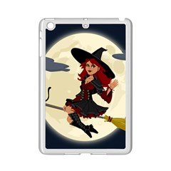 Witch Witchcraft Broomstick Broom Ipad Mini 2 Enamel Coated Cases