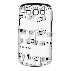 Abuse Background Monochrome My Bits Samsung Galaxy S Iii Classic Hardshell Case (pc+silicone)