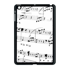 Abuse Background Monochrome My Bits Apple Ipad Mini Case (black)