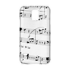 Abuse Background Monochrome My Bits Samsung Galaxy S5 Hardshell Case