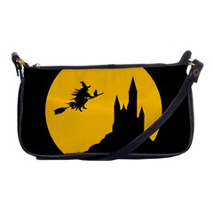 Castle Cat Evil Female Fictional Shoulder Clutch Bags