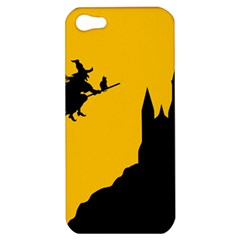 Castle Cat Evil Female Fictional Apple Iphone 5 Hardshell Case