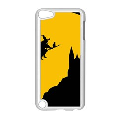 Castle Cat Evil Female Fictional Apple Ipod Touch 5 Case (white)