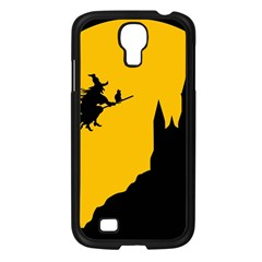 Castle Cat Evil Female Fictional Samsung Galaxy S4 I9500/ I9505 Case (black)