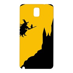 Castle Cat Evil Female Fictional Samsung Galaxy Note 3 N9005 Hardshell Back Case