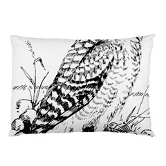 Animal Bird Forest Nature Owl Pillow Case (two Sides)