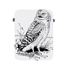 Animal Bird Forest Nature Owl Apple Ipad 2/3/4 Protective Soft Cases