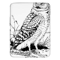 Animal Bird Forest Nature Owl Samsung Galaxy Tab 3 (10 1 ) P5200 Hardshell Case  by Nexatart