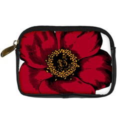 Floral Flower Petal Plant Digital Camera Cases