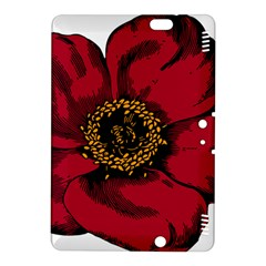 Floral Flower Petal Plant Kindle Fire Hdx 8 9  Hardshell Case