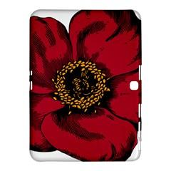 Floral Flower Petal Plant Samsung Galaxy Tab 4 (10 1 ) Hardshell Case