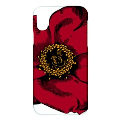 Floral Flower Petal Plant Apple Iphone X Hardshell Case