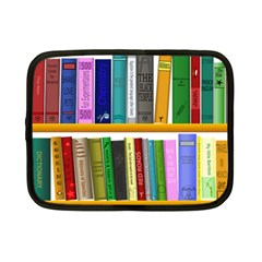 Shelf Books Library Reading Netbook Case (small)