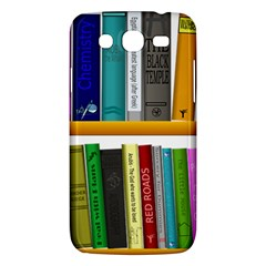 Shelf Books Library Reading Samsung Galaxy Mega 5 8 I9152 Hardshell Case