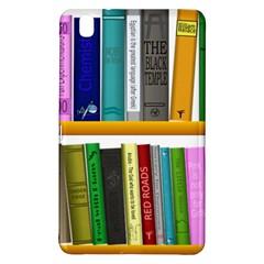 Shelf Books Library Reading Samsung Galaxy Tab Pro 8 4 Hardshell Case