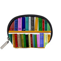 Shelf Books Library Reading Accessory Pouches (small)