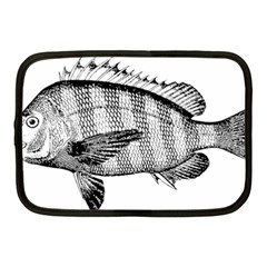 Animal Fish Ocean Sea Netbook Case (medium)