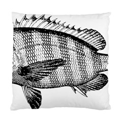 Animal Fish Ocean Sea Standard Cushion Case (one Side)