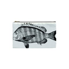 Animal Fish Ocean Sea Cosmetic Bag (small)