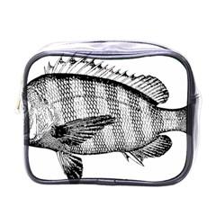 Animal Fish Ocean Sea Mini Toiletries Bags