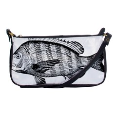 Animal Fish Ocean Sea Shoulder Clutch Bags