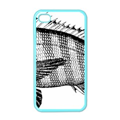 Animal Fish Ocean Sea Apple Iphone 4 Case (color)