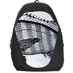 Animal Fish Ocean Sea Backpack Bag