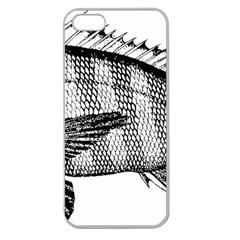 Animal Fish Ocean Sea Apple Seamless Iphone 5 Case (clear)