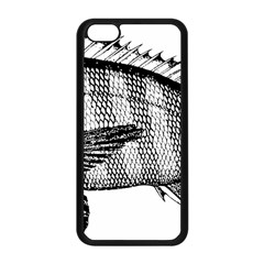 Animal Fish Ocean Sea Apple Iphone 5c Seamless Case (black)