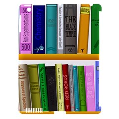 Shelf Books Library Reading Apple Ipad 3/4 Hardshell Case (compatible With Smart Cover)